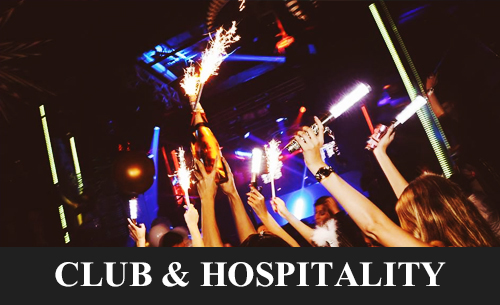 CLUB & HOSPITALITY SUPPLY