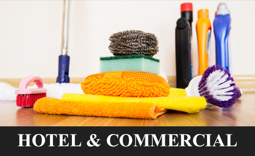 HOTEL & COMMERCIAL SUPPLY