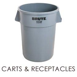 CARTS & RECEPTACLES